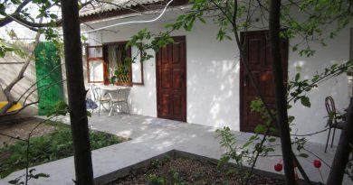 Двухкомнатные дома под ключ в Судаке